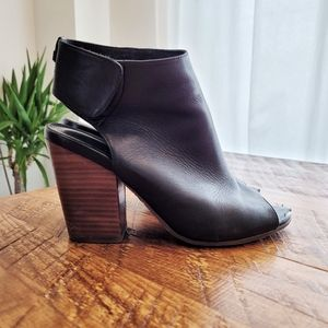 Rudsak Open Toe Booties